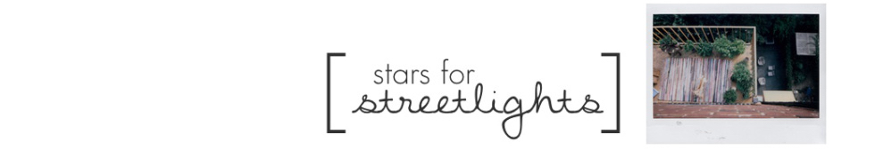 Stars for Streetlights